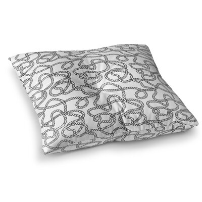 Charleigh Floor Pillow Size: 26 H x 26 W