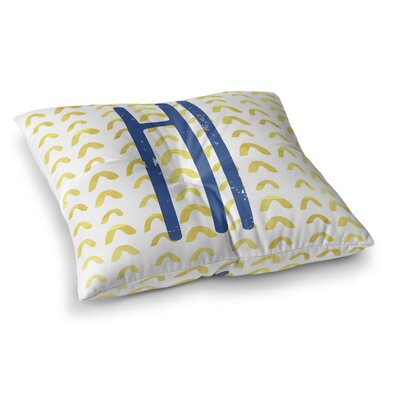 Kirsten Floor Pillow Size: 23 H x 23 W