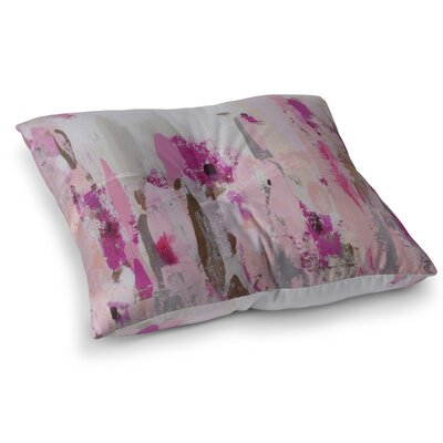 Abby Floor Pillow Size: 23 H x 23 W