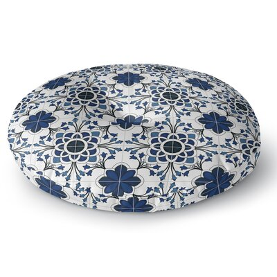 Stokes Floor Pillow Size: 26 H x 26 W