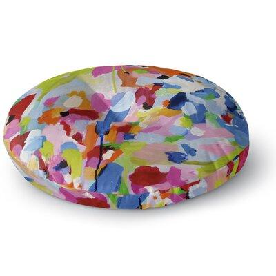 Benajah Floor Pillow Size: 26 H x 26 W