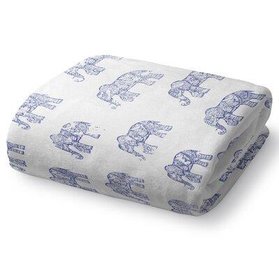 Netea Blanket Size: 60 L x 50 W