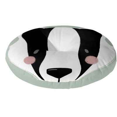 Badger Floor Pillow Size: 23 H x 23 W
