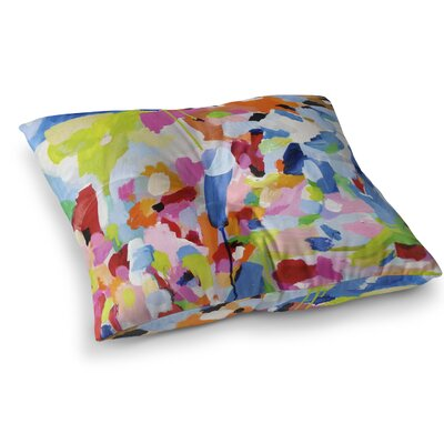 Benajah Floor Pillow Size: 26 H x 26 W