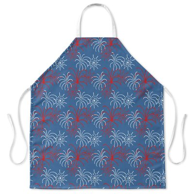 Fireworks Cooking Apron