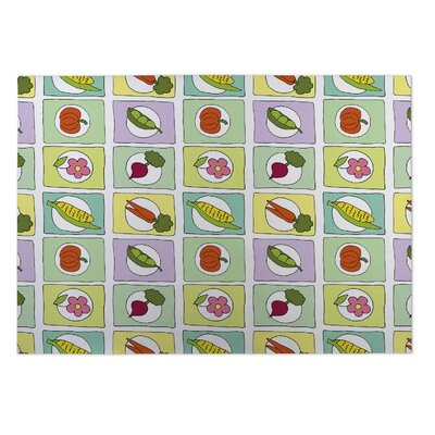Gilbert Planting Indoor/Outdoor Doormat Rug Size: Square 8