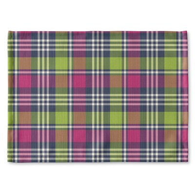 Zoelle Plaid Placemat