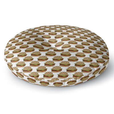Ziva Indoor/Outdoor Floor Pillow Size: 23 H x 23 W x 8 D