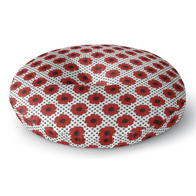 Daponte Indoor/Outdoor Floor Pillow Size: 23 H x 23 W x 8 D