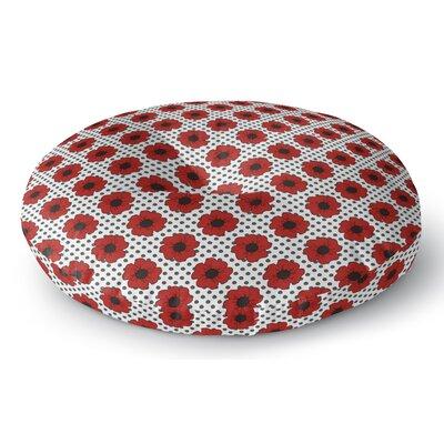 Daponte Indoor/Outdoor Floor Pillow Size: 26 H x 26 W x 8 D