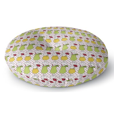 Crooks Indoor/Outdoor Floor Pillow Size: 23