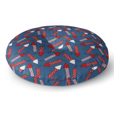 Danville Indoor/Outdoor Floor Pillow Size: 23 H x 23 W x 8 D