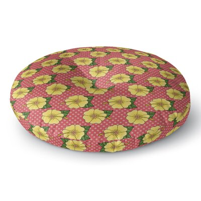 Omie Floor Indoor/Outdoor Floor Pillow Size: 23 H x 23 W x 8 D