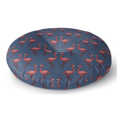 Crawfordsville Indoor/Outdoor Floor Pillow Size: 23 H x 23 W x 8 D