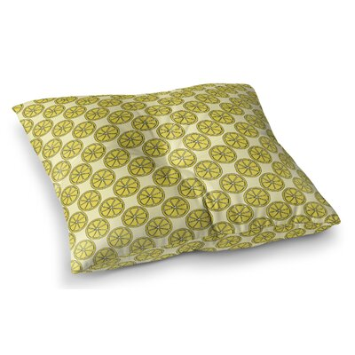 Cybil Indoor/Outdoor Floor Pillow Size: 23 H x 23 W x 8 D