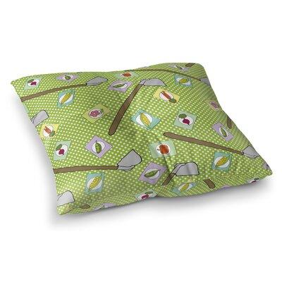 Matoury Indoor/Outdoor Floor Pillow Size: 23 H x 23 W x 8 D