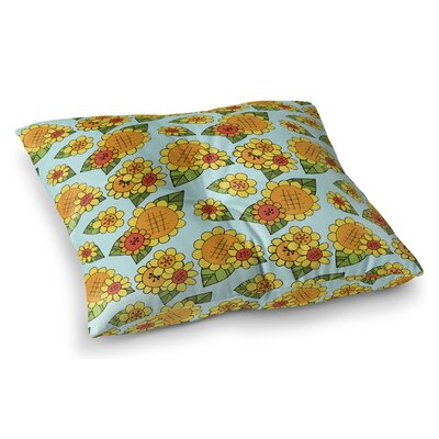Lambersart Indoor/Outdoor Floor Pillow Size: 23 H x 23 W x 8 D