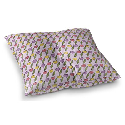 Turenne Indoor/Outdoor Floor Pillow Size: 23 H x 23 W x 8 D