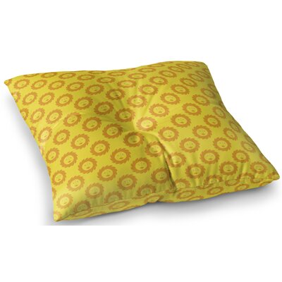 Zoel Indoor/Outdoor Floor Pillow Size: 23 H x 23 W x 8 D