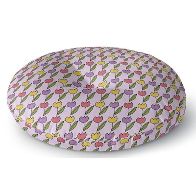Turenne Indoor/Outdoor Floor Pillow Size: 26 H x 26 W x 8 D