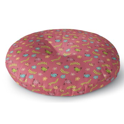 Thurmond Indoor/Outdoor Floor Pillow Size: 26 H x 26 W x 8 D