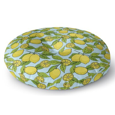 Cybil Indoor/Outdoor Floor Pillow Size: 23