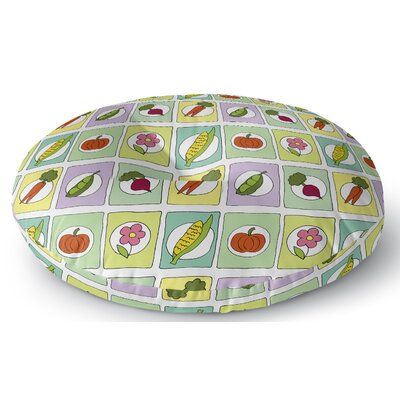 Matoury Indoor/Outdoor Floor Pillow Size: 23 H x 23 W x 8 D