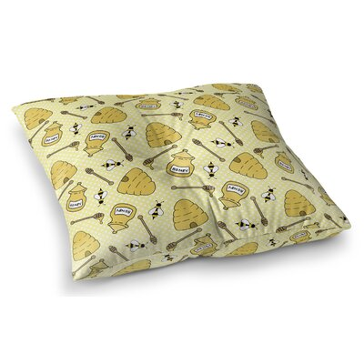 Leeanne Indoor/Outdoor Floor Pillow Size: 23 H x 23 W x 8 D