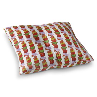 Ziva Indoor/Outdoor Floor Pillow Size: 23