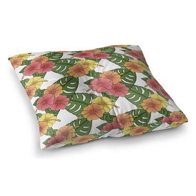 Omie Indoor/Outdoor Floor Pillow Size: 23 H x 23 W x 8 D