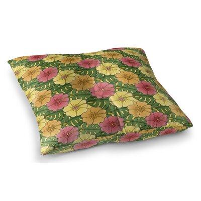 Omie Indoor/Outdoor Floor Pillow Size: 23 H x 23 W x 8 D