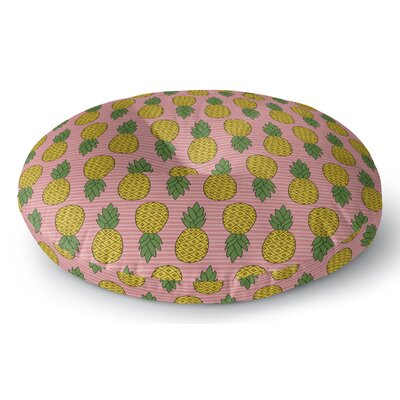 Brielle Indoor/Outdoor Floor Pillow Size: 23 H x 23 W x 8 D