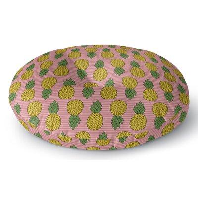 Brielle Indoor/Outdoor Floor Pillow Size: 26 H x 26 W x 8 D