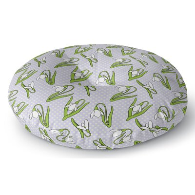 Danesfield Indoor/Outdoor Floor Pillow Size: 23 H x 23 W x 8 D