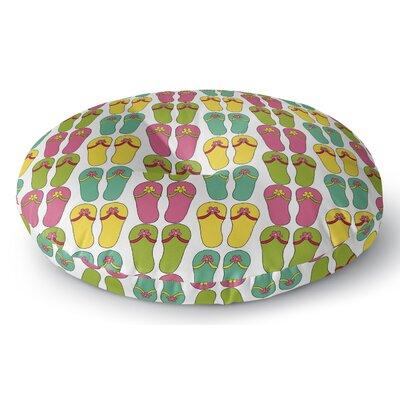 Zadiee Indoor/Outdoor Floor Pillow Size: 26 H x 26 W x 8 D
