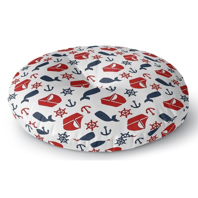 Mercer Indoor/Outdoor Floor Pillow Size: 23
