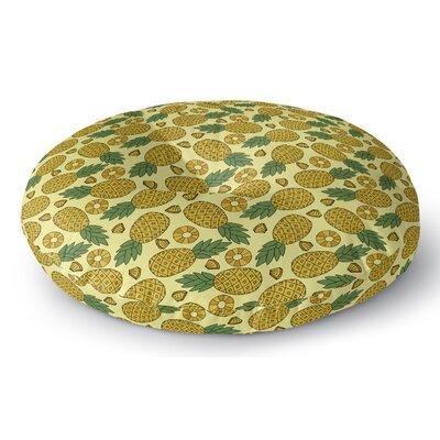 Brielle Indoor/Outdoor Floor Pillow Size: 23 H x 23 W x 8 D