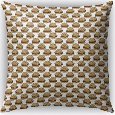 Ziva Indoor/Outdoor Throw Pillow Size: 26 H x 26 W x 4 D