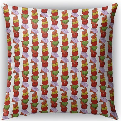 Ziva Indoor/Outdoor Throw Pillow Size: 26 H x 26 W x 4 D