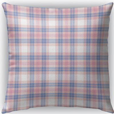 Roshon Indoor/Outdoor Throw Pillow Size: 16 H x 16 W x 4 D