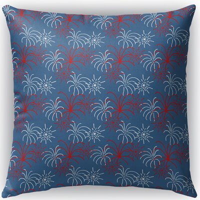Danville Indoor/Outdoor Throw Pillow Size: 16 H x 16 W x 4 D