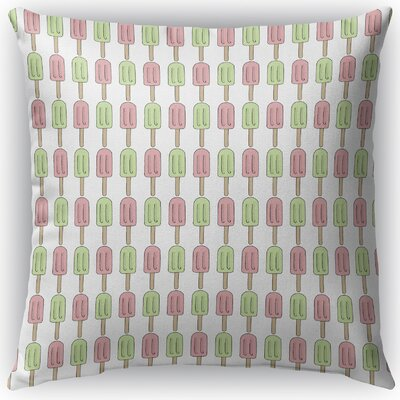 Garcia Indoor/Outdoor Throw Pillow Size: 18 H x 18 W x 4 D