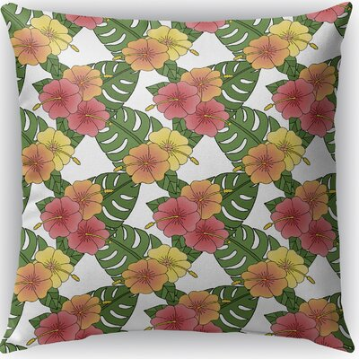 Omie Indoor/Outdoor Throw Pillow Size: 16 H x 16 W x 4 D