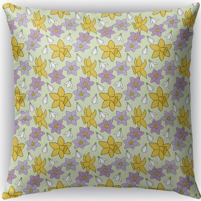 Danesfield Indoor/Outdoor Throw Pillow Size: 16 H x 16 W x 4 D