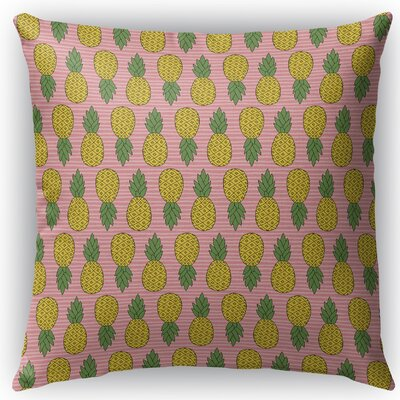 Brielle Indoor/Outdoor Throw Pillow Size: 18 H x 18 W x 4 D