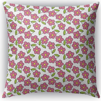 Matoury Indoor/Outdoor Throw Pillow Size: 18 H x 18 W x 4 D