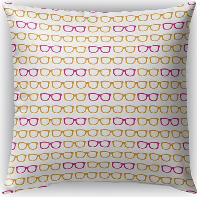 Zoel Indoor/Outdoor Throw Pillow Size: 18 H x 18 W x 4 D