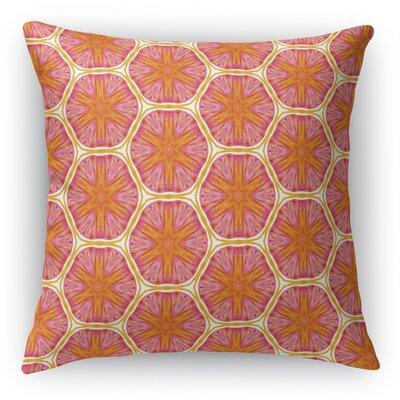 Watterson Throw Pillow Size: 18 H x 18 W x 6 D