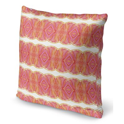 Pernille Throw Pillow Size: 24 H x 24 W x 6 D