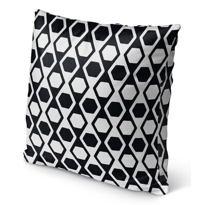 Jonie Throw Pillow Size: 16 H x 16 W x 6 D